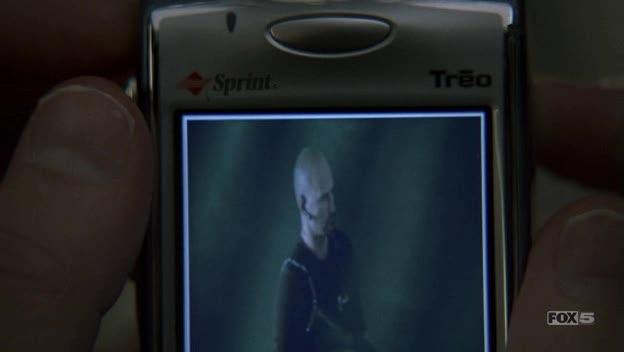잭 바우어의 PDA (© 2006 20th Century Fox / 출처: mobileread.com)