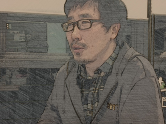 [에이코믹스] 편집장 김봉석