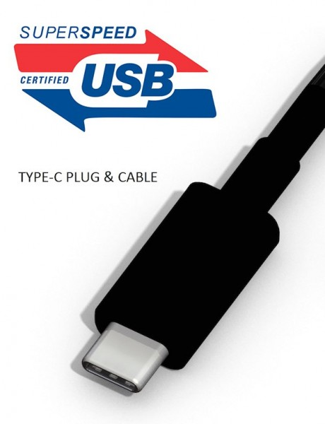 USB 3.1 타입 C 커넥터